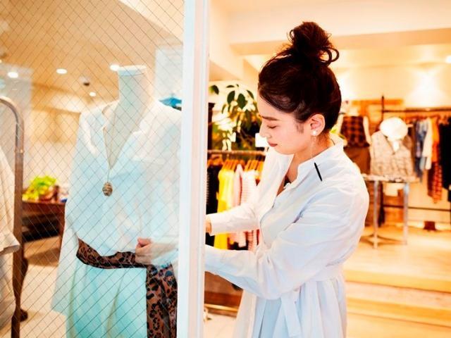レディースアパレルブランド 博多阪急店の画像・写真