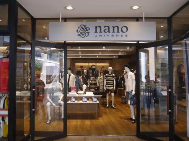 nano・universe /ナノユニバース 三井アウトレットパーク入間の画像・写真