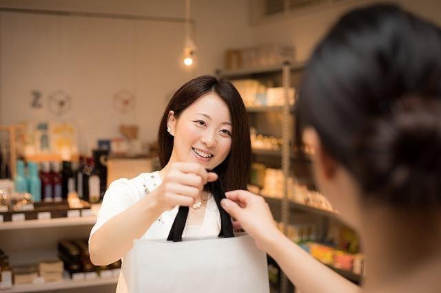 短期催事販売スタッフ 高級スーパー 大丸梅田店の画像・写真